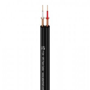 Adam Hall 7124 kabel OFC do RCA Jack