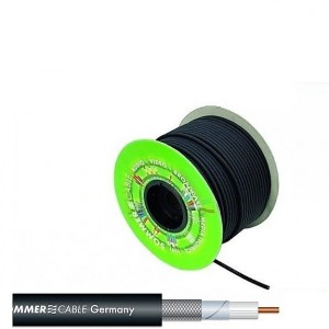 SOMMER video cable 75Ohm HD-SDI 100 m